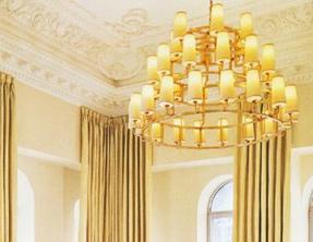Balthazar chandelier by Nancy Corzine