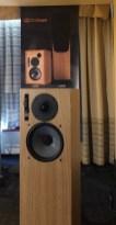 Graham Audio LS5/9f Oak