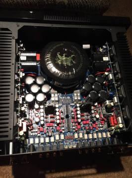 Gryphon DAC module inside look
