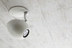 TD307MK2A mounted on ceiling