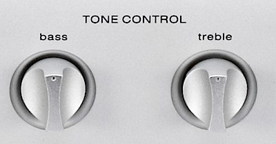 L-350AII tone control