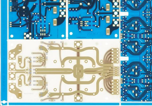 Luxman M-900u Gold-Plated, Peel Coat Circuit Boards