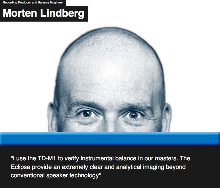 Morten Lindberg TD-M1