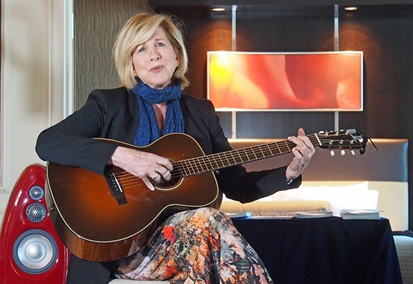 Lori Lieberman CES 2016