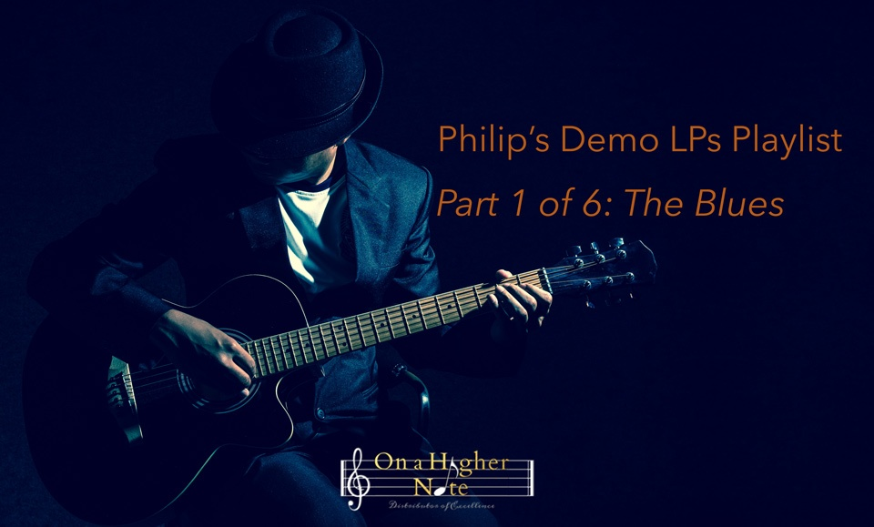 Philip O'Hanlon's demo lps blues playlist