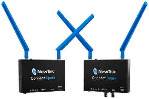 NewTek Connect Spark product image