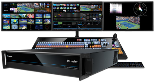 NewTek Tricaster TC1 product image