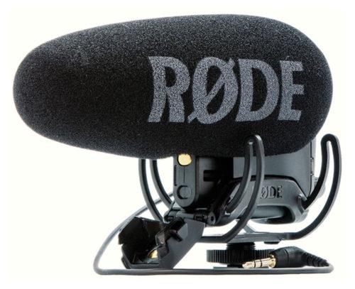RØDE Microphones VideoMic Pro + product image