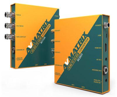 AVMATRIX Converters HDMI 3G-SDI product image