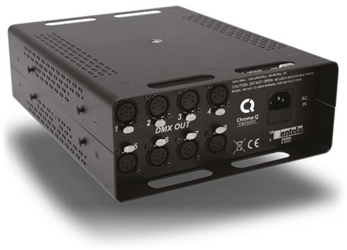 Chroma-Q Magic Box 8 Way Buffer product image