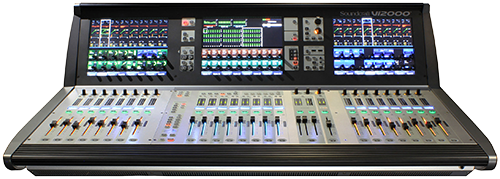 Soundcraft Vi2000 product image