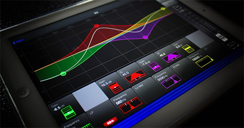 Soundcraft ViSi Remote product image