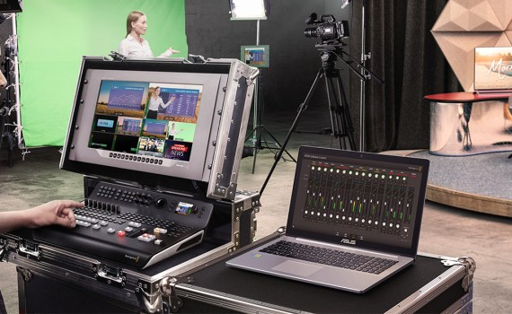 Blackmagic ATEM TV Studio 4K featured