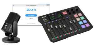 Online music lessons with RODECaster Pro