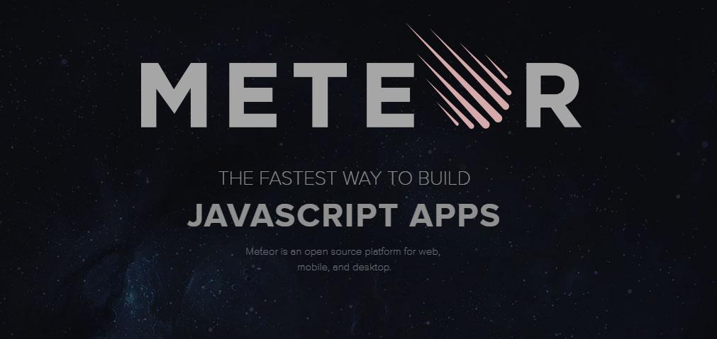 Meteor - Node.js Frameworks