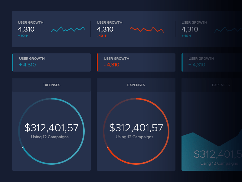 Dark-Dashboard-UI-Freebie
