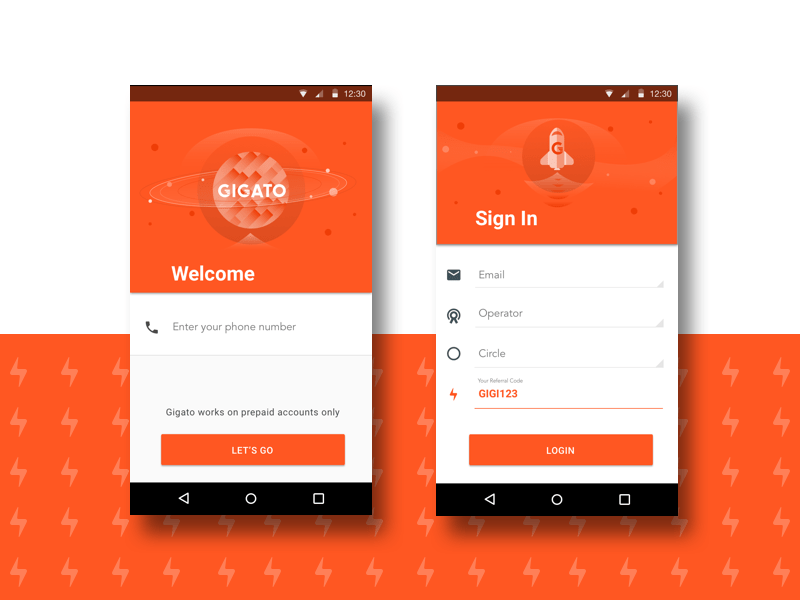 Gigato Login By Thomas Quarre