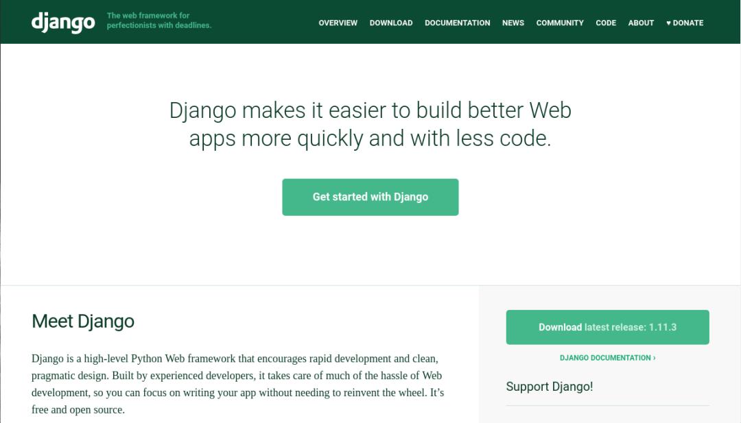 Django Python Framework - Django- The Best Python Frameworkfor Web Development