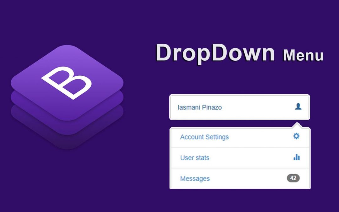 Bootstrap DropDown Menus Codes