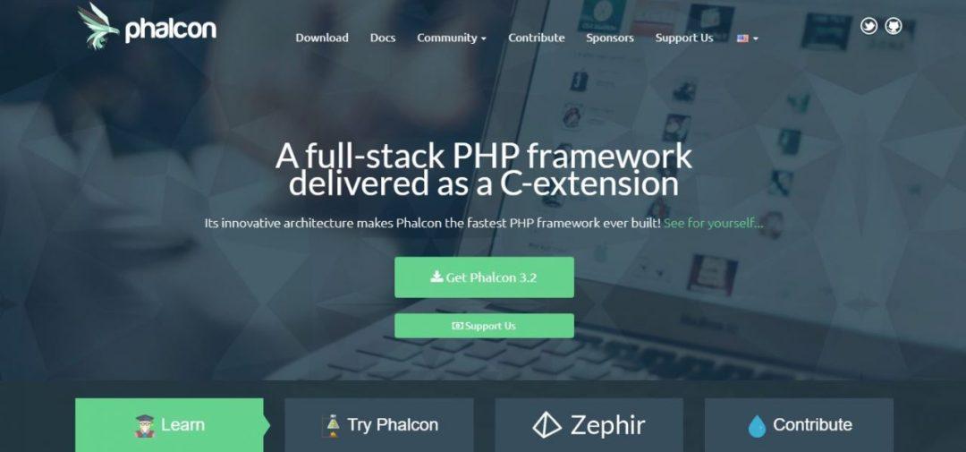 Phalcon -A Full Stack Frameworks
