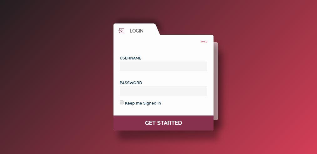 Sign Up Form UI