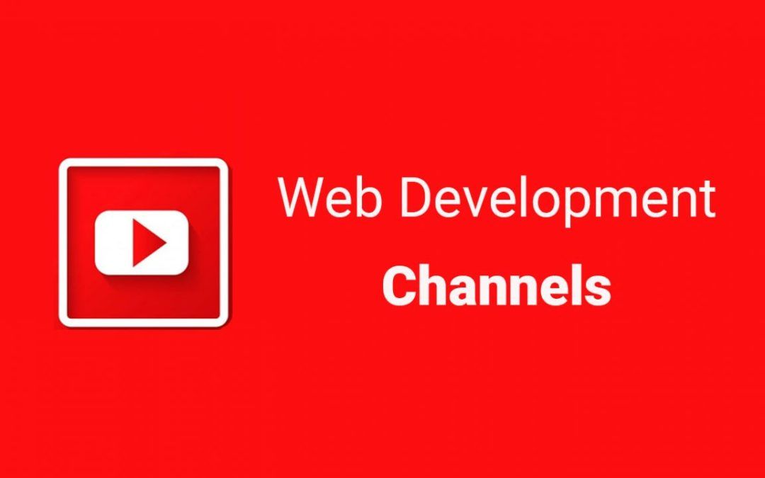 YouTube Channels for Web Developer