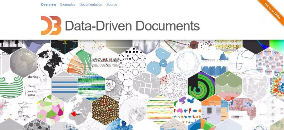 D3.js -Data-Driven Documents