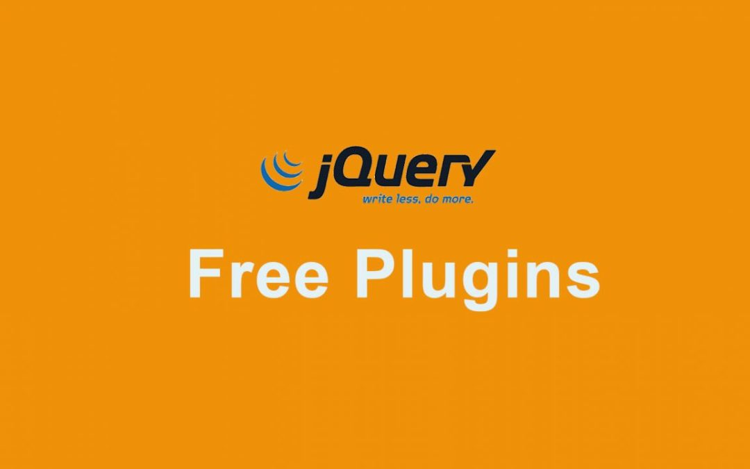 Best Free jQuery Plugins