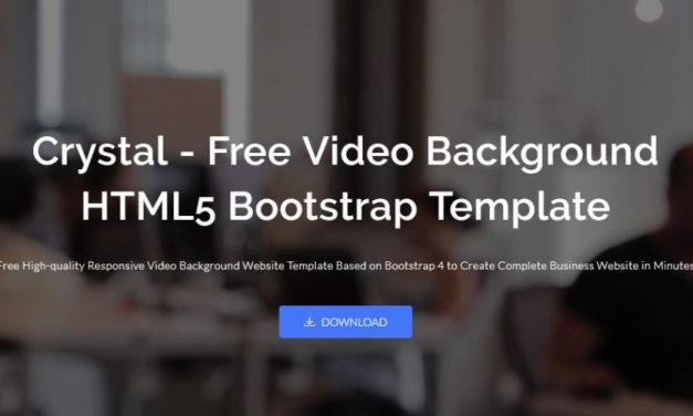 7+ Responsive Free Background Video Template Code