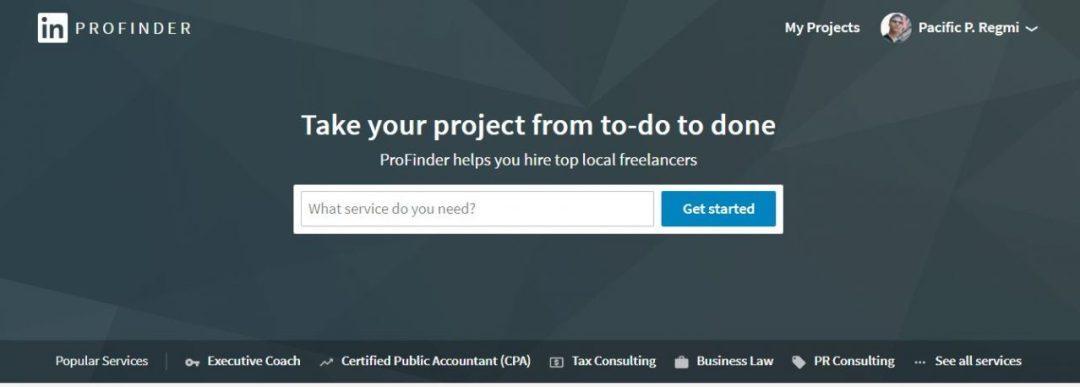 Linkedin Profinder - Find Trustworthy Freelancers