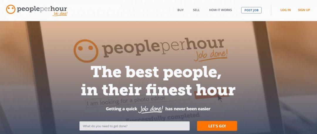 People Per Hour - Hire Freelancers and Find Freelance Work Online