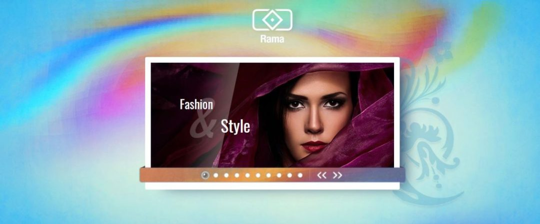Rama-the jQuery slider plug-in