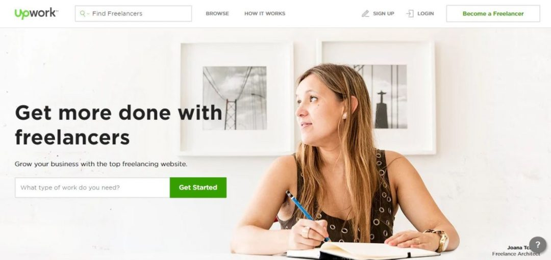 Upwork -Hire and Get Jobs Online