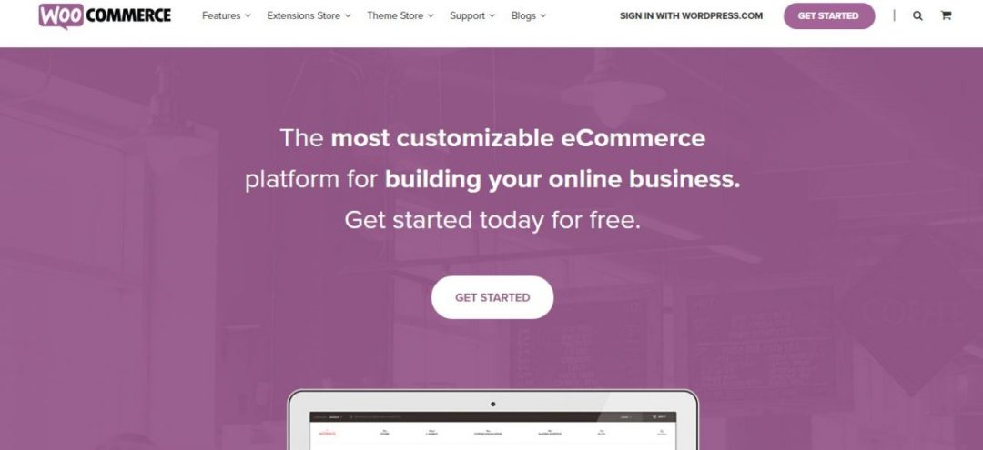 Woo Commerce - Ecommerce Platform For WordPress