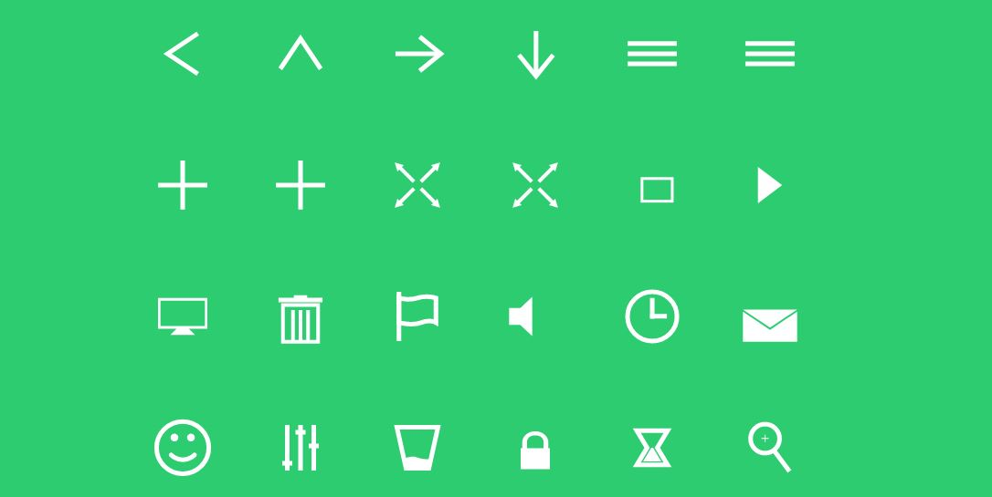 300+ Free Material Design Animated SVG Icons