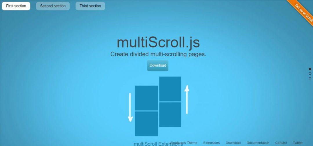 Multi Scroll
