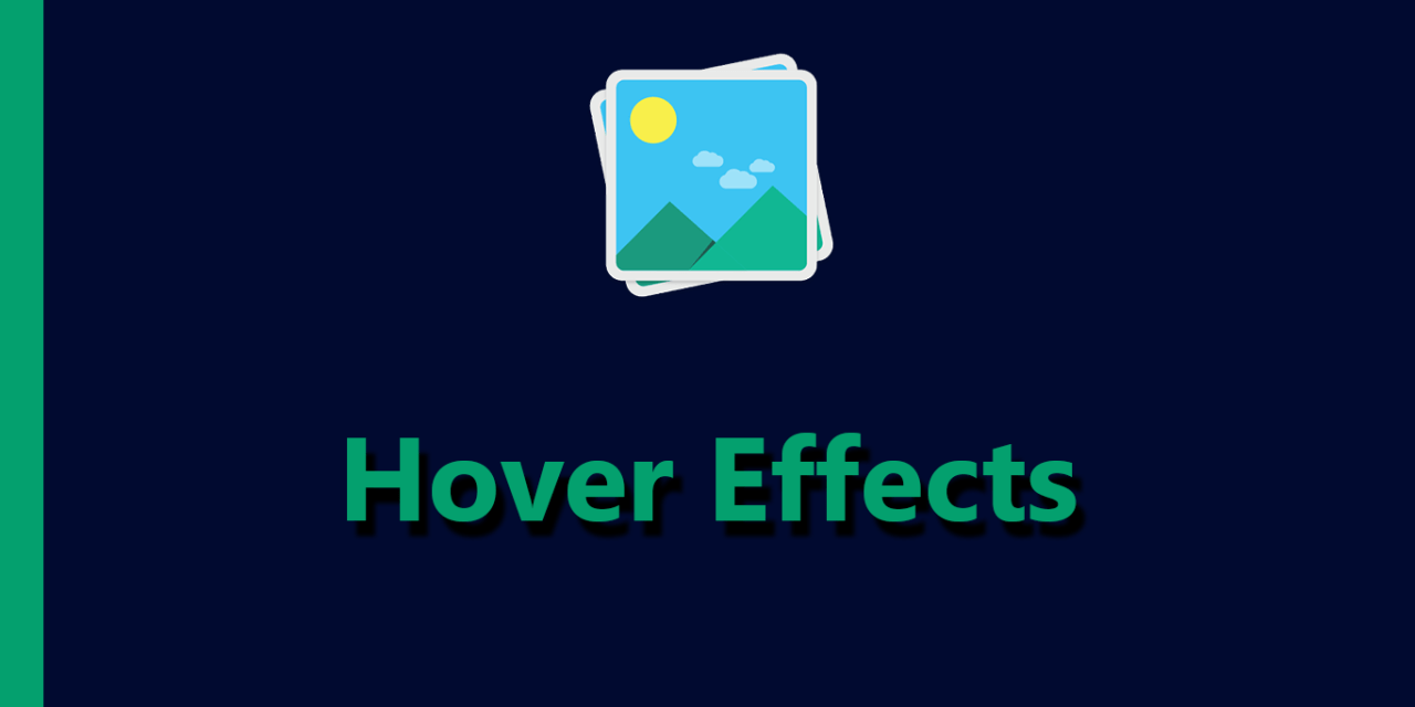 15+ Free jQuery Hover Effects Plugins