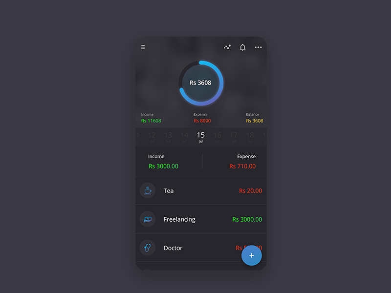 Expense Tracker and Manager