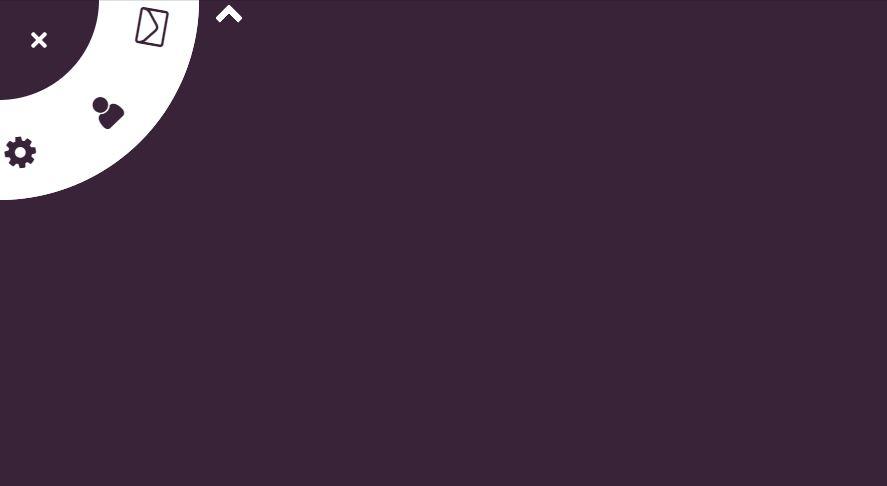 CSS Circular Menu