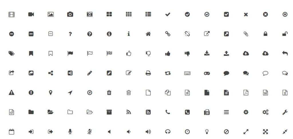 Fontello – Icon Fonts Generator