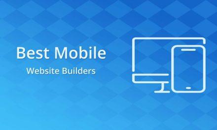 8 Best Mobile Website Builder Tools in 2019