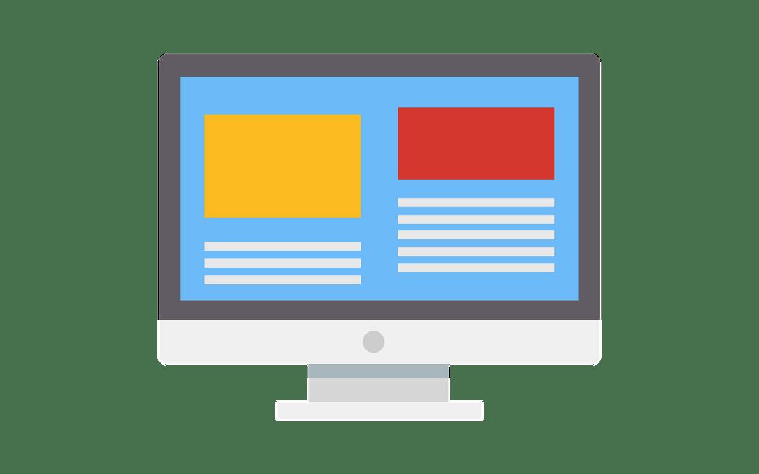 web menu css example