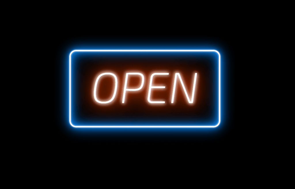Flickering Neon Sign Effect using CSS Text and Box Shadow CSS Border Glow