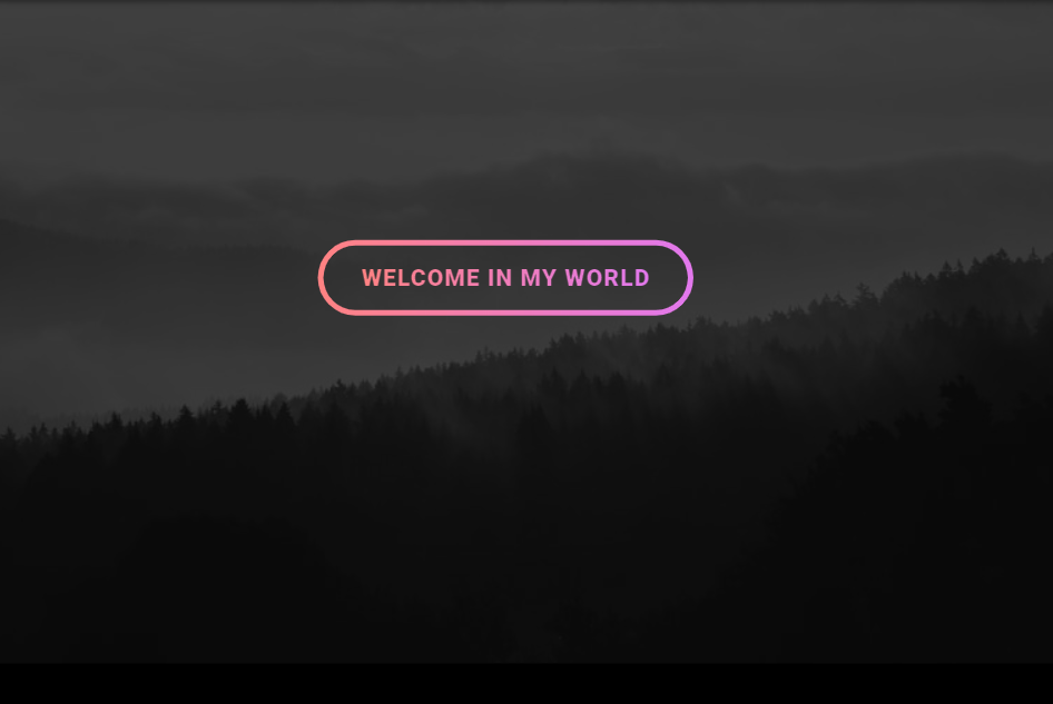 Gradient hover animated button