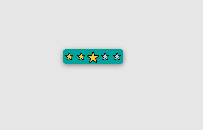 Star Rating in Pure CSS