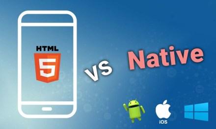 Native Vs Hybrid Mobile App Development