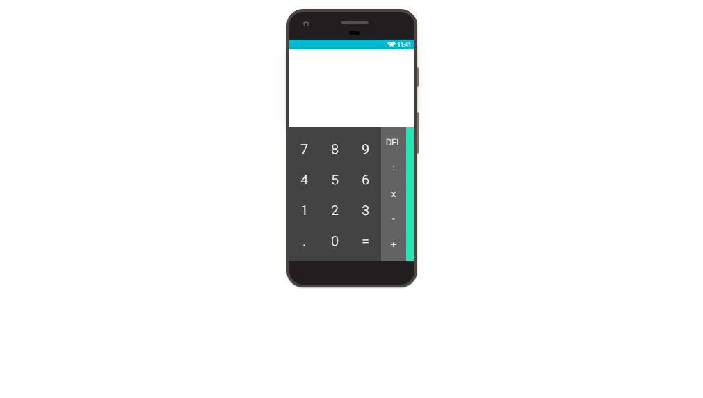 react calculator example