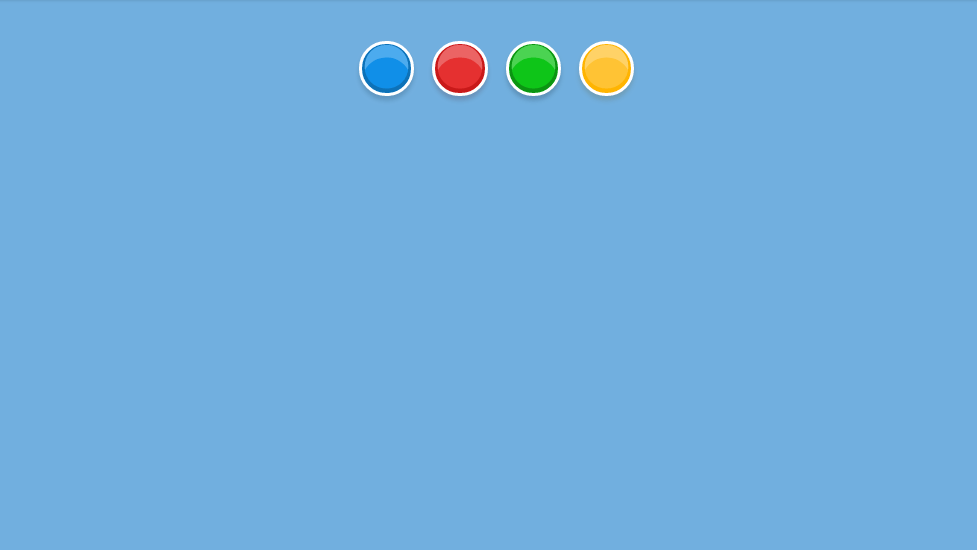 color css3 button examples
