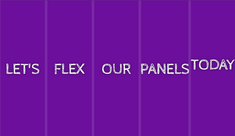 flex panels
