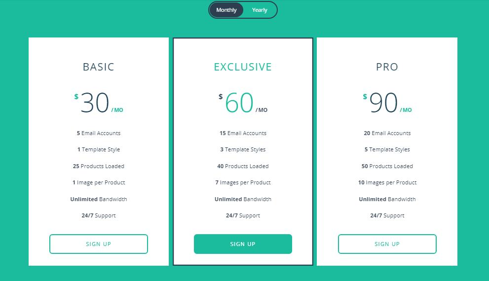 flipping price plan